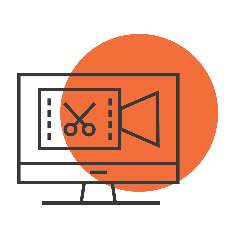 video-editing-icon with orange circle 1